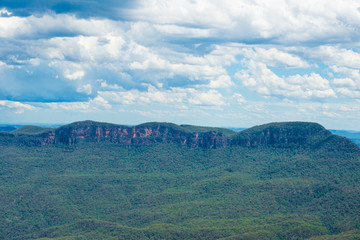 The Blue Mountains Australia