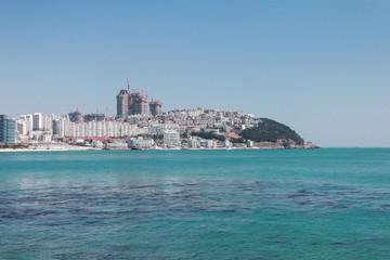 Hae hun dae Beach Busan south korea