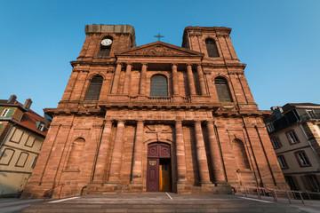 Belfort Eglise Cathédrale Saint Christophe