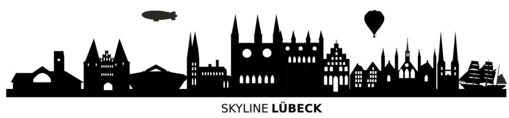 Silhouette Lübeck