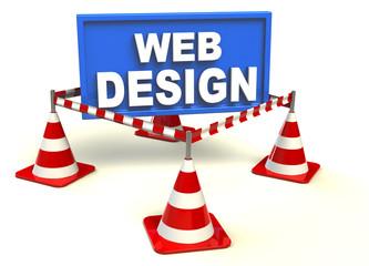 absprerrung web