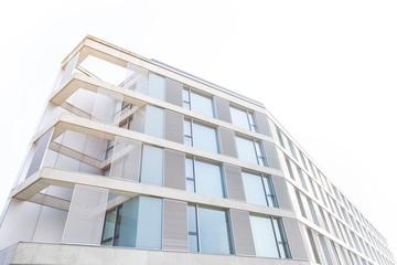 moderne Bürogebäude in Deutschland