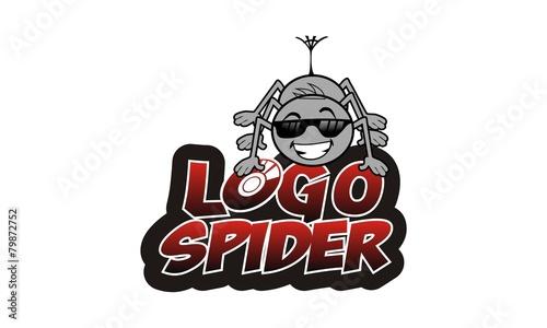 spyder logo vector