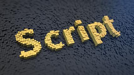 Script cubics