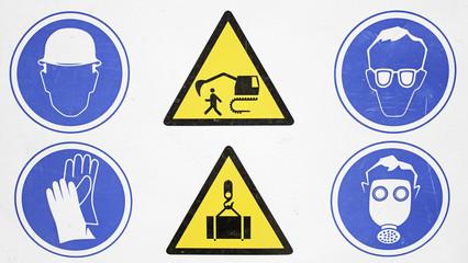 Panel safety work