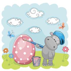 Artist Hippo