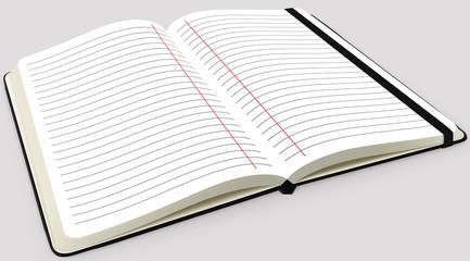 Cuaderno Mockup
