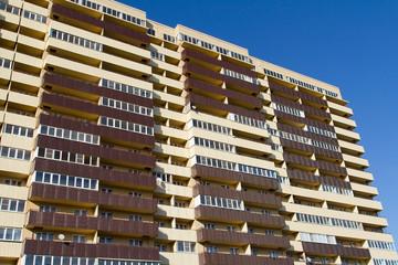 Modern Multi-Apartment house