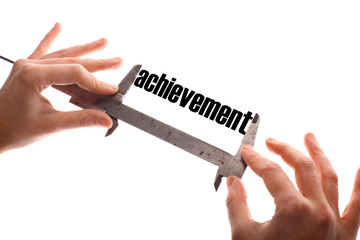 Measuring achievement