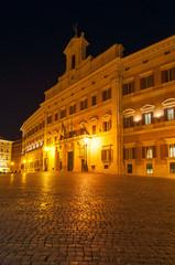Roma Palzzo di Montecitorio