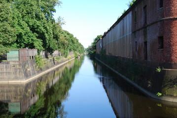 Канал в Кронштадте