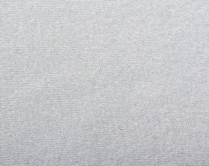 Grey fabric texture. Clothes background. Close up