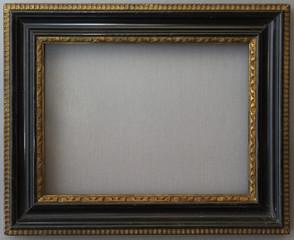 Antiker Bilderrahmen mit Dekor