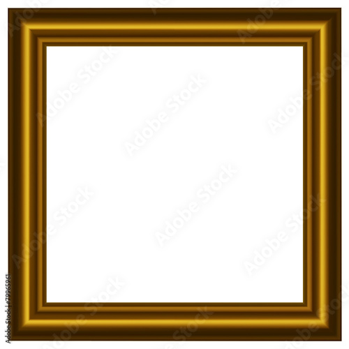 Cornice Dorata Quadrata Stock Image And Royalty Free Vector Files