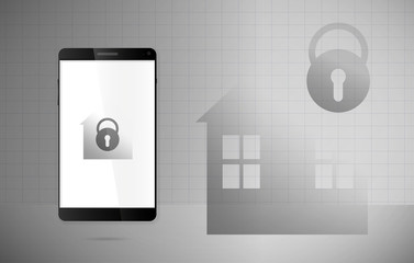 HOME PROTECT VECTOR