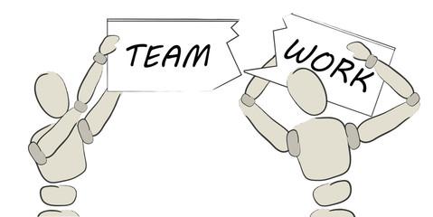 Teamwork 1703