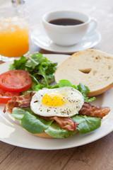 Egg Bagel