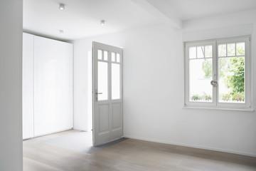 Deutschland, Köln, Zimmer in leerem Haus