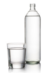 Fototapete - natural water