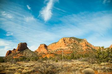 Desert near Phoenix, Arizona.