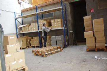 service logistique