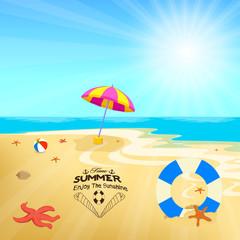 time summer enjoy the sunshine