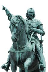 Reiterdenkmal Kurfürsten Maximilian I München
