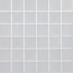 White glass block wall seamless backgroun and texture