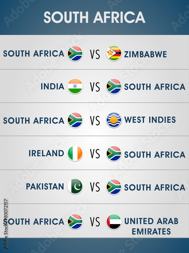 List of South Africa matches in Cricket World Cup 2015