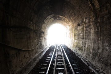 Papiers peints Tunnel tunnel