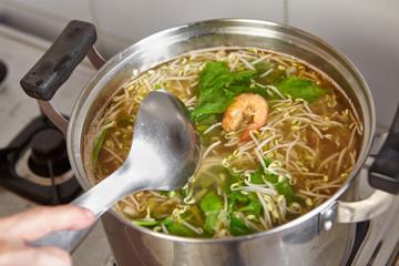 Base soup
