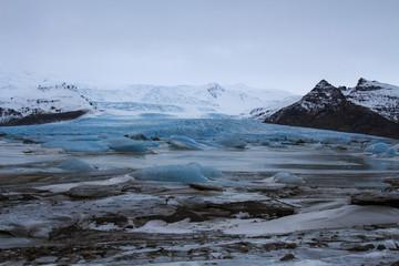 Islanda: il ghiacciaio Vatnajökull lo spettacolo