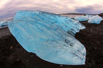 Islanda: un iceberg bellissimo