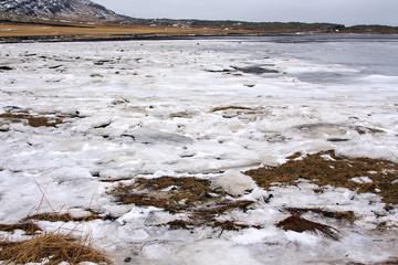Islanda: ghiaccio e neve