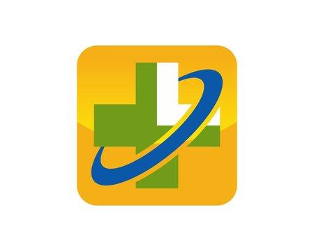 Health Icon Logo