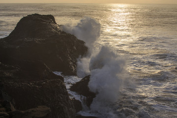 Islanda: spiaggia nera di Vik