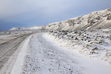 Islanda: strada lunghissima