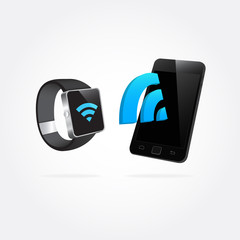 Smartwatch & Phone Connection