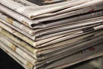Newspaper. Newspapers