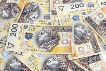 Money Polish Zloty 200