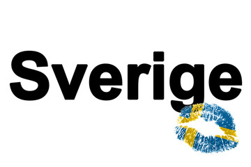 Lieblingsland Schweden (favorite country Sweden)