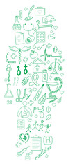 icon collection Medicine