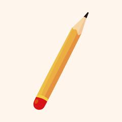 pencil theme elements