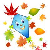 Herbstdrachen
