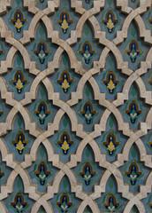 Morocco  wall