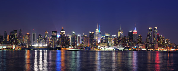 Fototapete - New York City