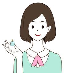 女性 目薬