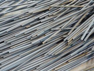 Deform bar steel rod.
