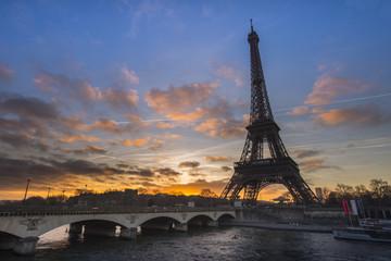 Eiffel Tower, Paris, France. Top Europe Destination.