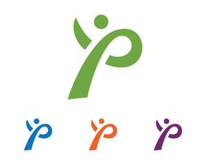 P Healthy Logo